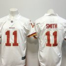 Men's Washington Redskins #11 Preston Smith Football Player Jersey