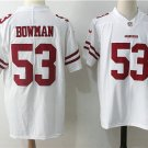 Men's 49ers NaVorro Bowman #83 Limted Football Player Jersey