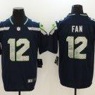 Seattle Seahawks #12 FAN Football Player Jersey