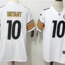 Men's Steelers Bryant 10 Football Jersey Limited