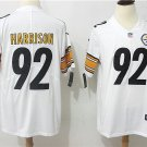 Men's Steelers 92th Harrison Football Player Jersey