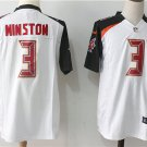 Tampa Bay Buccaneers Jameis Winston #3 Men's Limited Game Jersey
