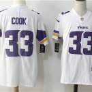 Men's Vikings #33 Dalvin Cook Limited Player Jersey