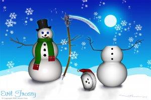 Evil Frosty