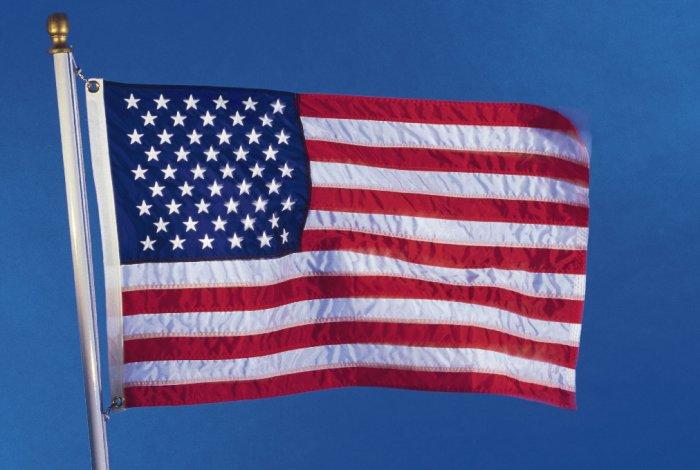 3' x  5' US Nylon - American Flag -