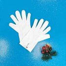 335W White Santa Gloves