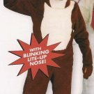 909712 Reindeer Adult Mascot Style Costume