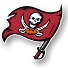 "Tampa Bay Buccaneers 12"" Car Magnet"