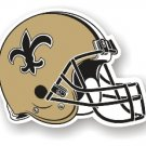 "New Orleans Saints 12"" Car Magnet"