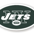 "New York Jets 12"" Car Magnet"