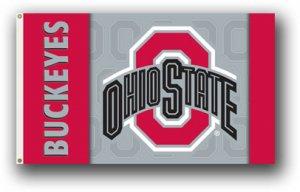 Ohio State Buckeyes 3' x 5' Outdoor Flag