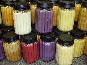 HomeSpun Collection lemon ice box
