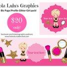 Glitter Girl pack