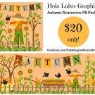 Autumn Scarecrow FB pack