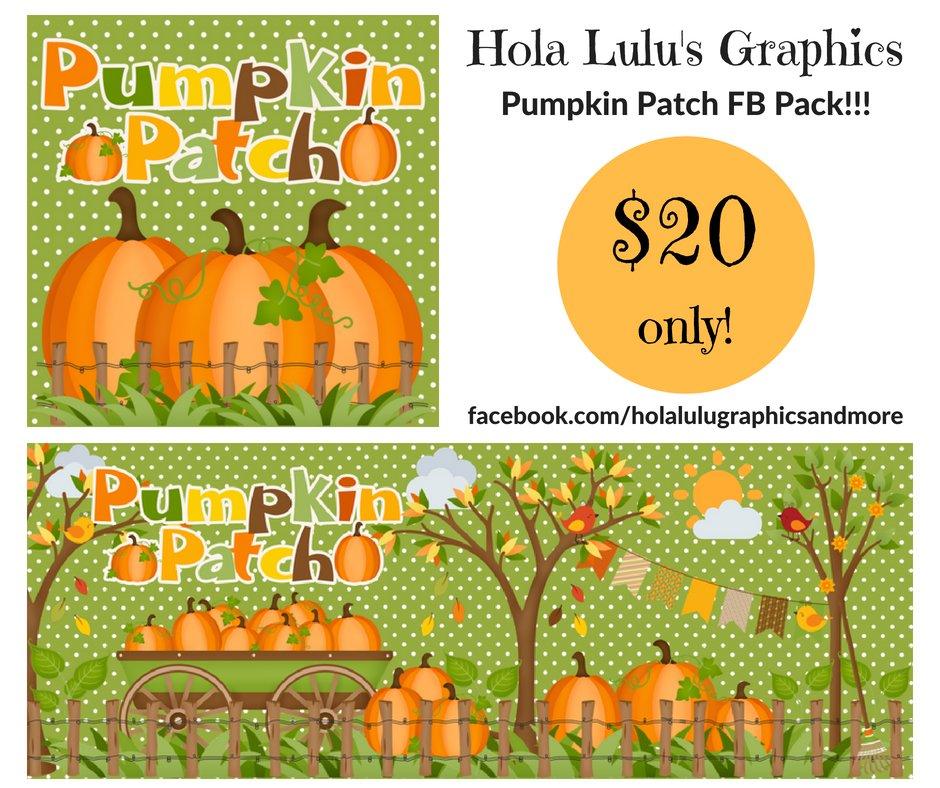 Pumpkin Patch FB pack