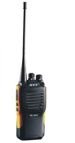 HYT TC-610 UHF Portable Radio ( IP66 rated-washable)