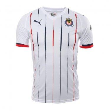 buy online 92db6 f4fea Chivas Puma Away Jersey 2018/2019