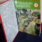 MINIATURE WARGAMES MAGAZINE,10 BACK ISSUES YEAR I # 2,3,5,6,7,8,9,10,11,12, 1982