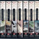 BATTLE FOR THE SKIES - HISTORY OF THE ROYAL AIR FORCE 7 VHS BOX SET 1997
