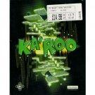 KA'ROO CD-ROM PC Windows Retro Platform Game from Year 2000