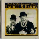 Trail Of The Lonesome Pine Laurel & Hardy Audio CD 18 Tracks 2002