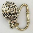 Key Ring Sterling Silver (925)  Jerusalem  from Caspi Silver in Israel