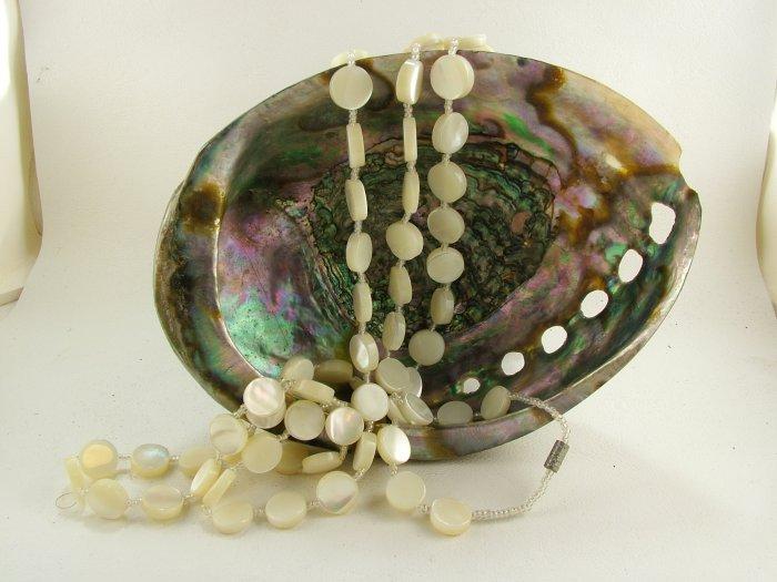MOP Necklace