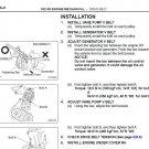 Toyota engine 1NZ-FE Service And Repair Manual 1984-1992- PDF Manual