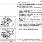 Toyota engine 2JZ-GE/2JZ-GTE repair manual - PDF Manual