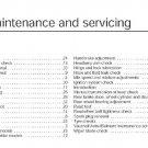 Opel Astra 1998 Service and Repair Manual - PDF Manual
