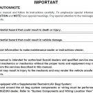 Suzuki Ignis II (RM413) Service & Repair Manual - PDF Manual