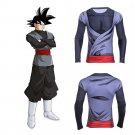 Dragon Ball Super Goku Black Men's Fitted Long Sleeve T-Shirt