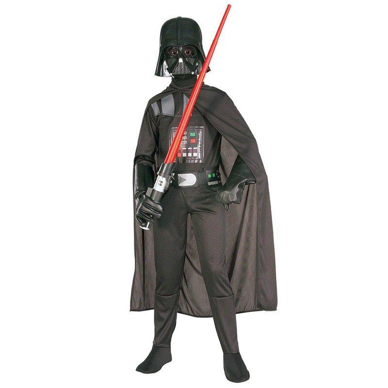 Star Wars Darth Vader Kid's Halloween Cosplay Costume