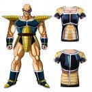Dragon Ball Z Nappa Men's Fitted Short Sleeve T-Shirt