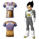 Dragon Ball Z Resurrection 'F' Vegeta Men's Fitted Short Sleeve T-Shirt