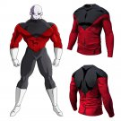 Dragon Ball Super Jiren the Grey Men's Fitted Long Sleeve T-Shirt