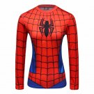 Scarlet Spider Women's Fitted Long Sleeve T-Shirt