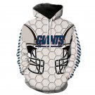 New York Giants NFL All Over Printed Hoodies Sweater