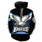 Philadelphia Eagles NFL All Over Printed Hoodies Sweater