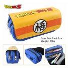 Dragon Ball Z Large Capacity School Pencil Stationery Case