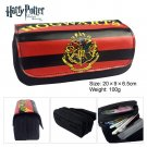 Hogwarts School Harry Potter Large Capacity School Pencil Stationery Case