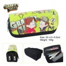 Gravity Falls Large Capacity School Pencil Stationery Case