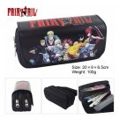Fairy Tail Large Capacity School Pencil Stationery Case