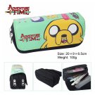 Adventure Time Jake Large Capacity School Pencil Stationery Case