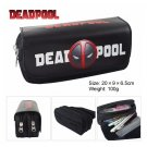 Deadpool Large Capacity School Pencil Stationery Case