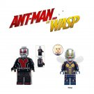 ant-man and the Wasp movie version minifigures Lego Compatible