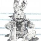 "Boyd's Bears Rabbit Doll Toy Art Prints Wall Hanging Home Decor 12""x16"" Posters"