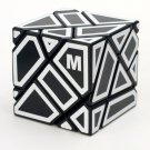 Ghost Ninja 3X3X3 Magic Cube For Children Puzzle Gifts Plastic Stickers Toy