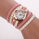 Korean Fashion Two Colors Velvet Women's Watch
