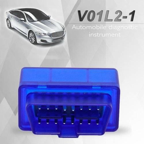 V01L2-1 Vehicle Car Fault Diagnostic Scanner Tool Bluetooth OBDII Protocol